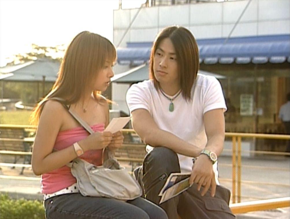 Vanness Wu pemeran Mei Zuo di adaptasi Taiwan Hana Yori Dango