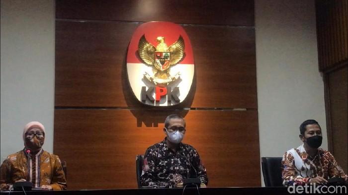 Wakil Ketua KPK Alexander Marwata (Farih Maulana/detikcom)