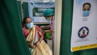 India Berhasil Vaksinasi 1 Juta Penduduk dalam Sehari, Menuju Herd Immunity?
