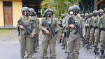 Potret 6 Polwan Gabung Satgas Nemangkawi Siap Tindak KKB Papua