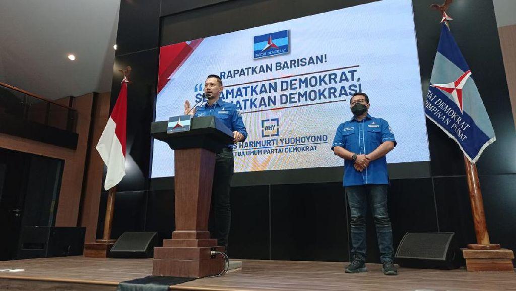 KLB Demokrat Pilih Moeldoko Jadi Ketua Umum, PD DIY: AHY Ketum yang Sah