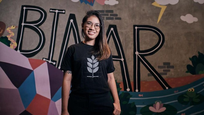Alamanda Shantika, CEO dan Founder Binar Academy