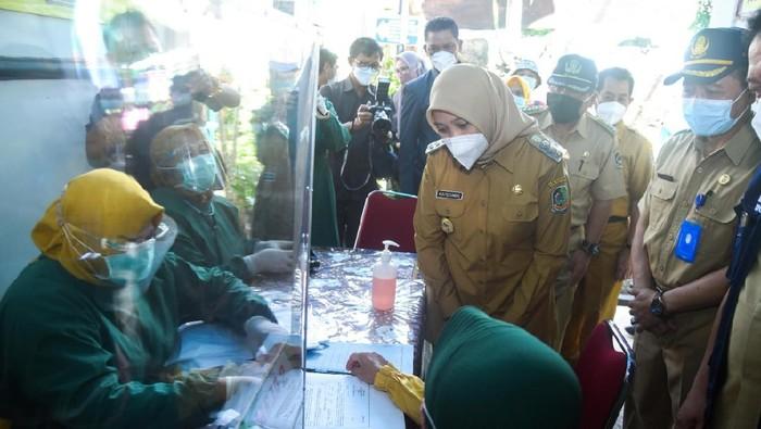 Banyuwangi Bakal Jemput Bola Vaksinasi COVID-19 untuk Lansia dan Disabilitas