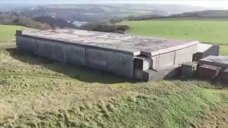 Bunker dijual di Inggris