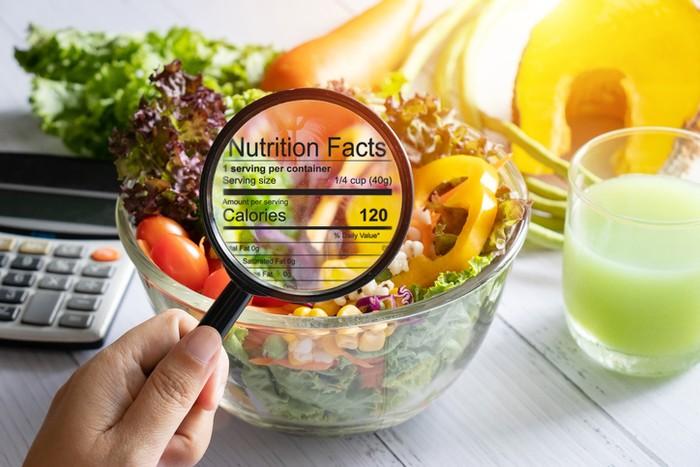 Cegah Obesitas dengan Baca Info Nutrisi di Label Kemasan Makanan