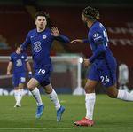 Liverpool Vs Chelsea: Rencana Si Biru Berbuah Manis