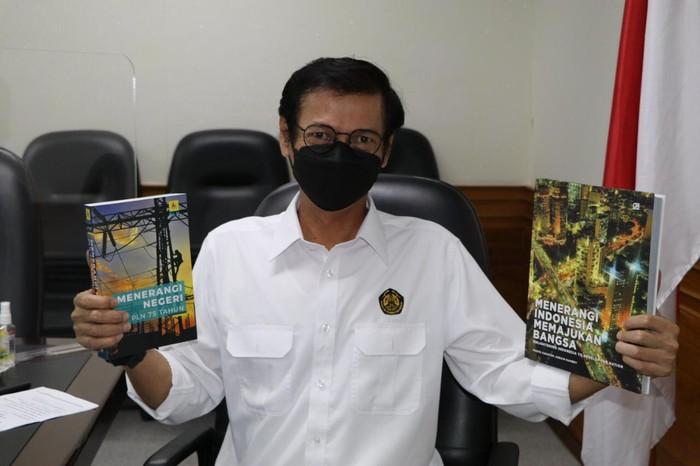 Direktur Jenderal Ketenagalistrikan Kementerian Energi dan Sumber Daya Mineral (ESDM), Rida Mulyana