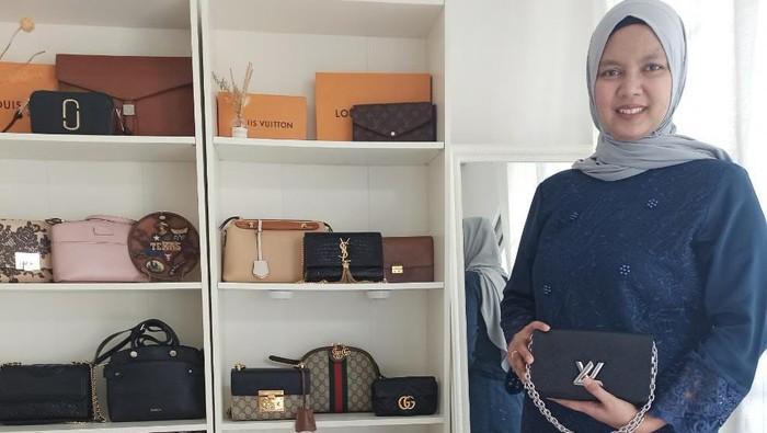 Gurihnya Bisnis Sewa Tas Louis Vuitton-Prada, Cuannya Belasan Juta Per Bulan!
