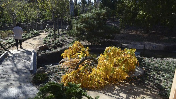 Ganna Walska Lotusland, juga dikenal sebagai Lotusland, adalah taman botani nirlaba yang berlokasi di Montecito, dekat Santa Barbara, California, Amerika Serikat.