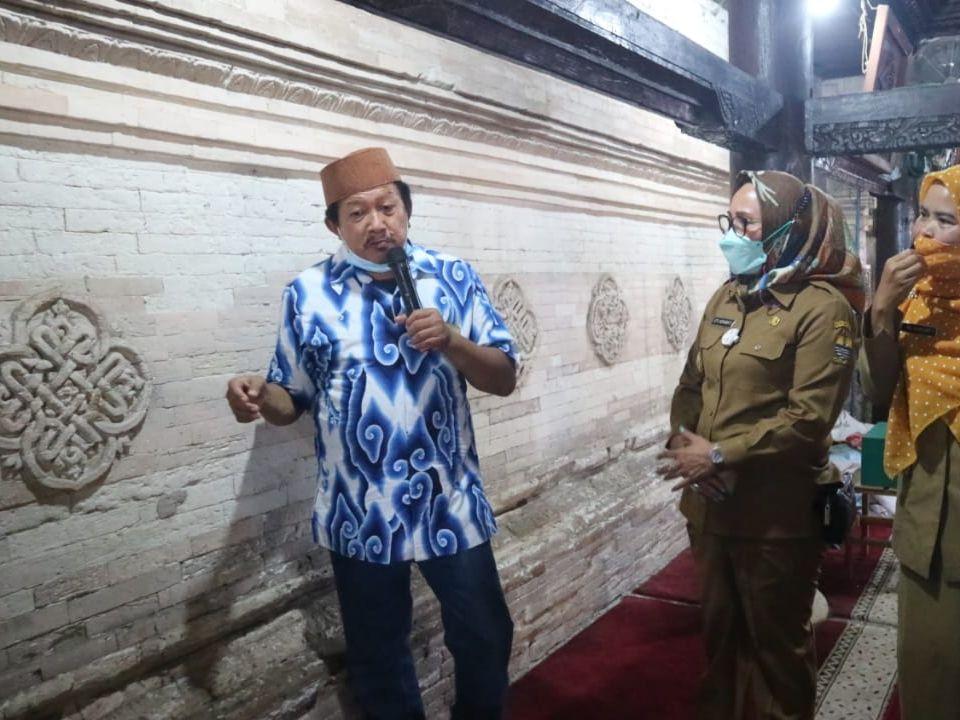 Ingin Curi Perhatian Wisatawan, Pemkot Cirebon Perkuat Keunikan dan Sejarah Masjid Kuno