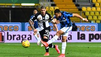 Parma Vs Inter: Dua Gol Alexis Sanchez Menangkan Nerazzurri