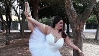 8 Potret Ballerina Plus-Size yang Berani Dobrak Stereotipe Penari Harus Kurus