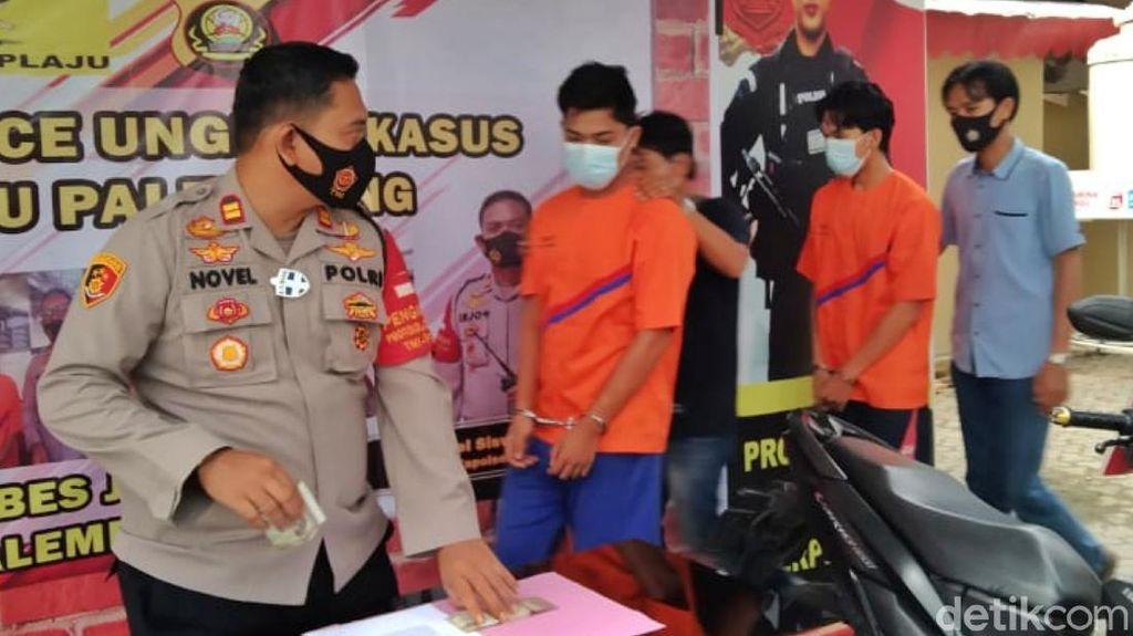 Polisi Bekuk 2 Begal di Palembang