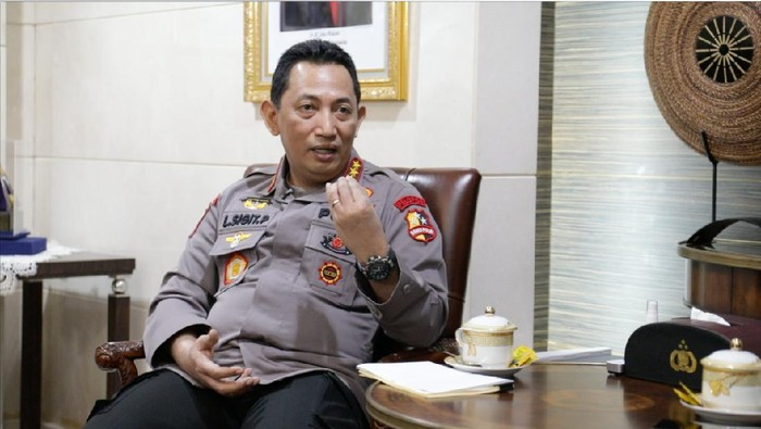 Blak-blakan Kapolri Jenderal Listyo Sigit Prabowo
