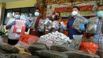 Polresta Denpasar Amankan Ganja 30 Kg, 2 Pelaku Dibekuk