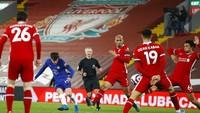 Babak I Selesai, Liverpool Tertinggal 0-1 dari Chelsea
