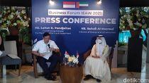 Sederet Investasi Arab Masuk RI Diteken Luhut Hari Ini, Apa Saja?