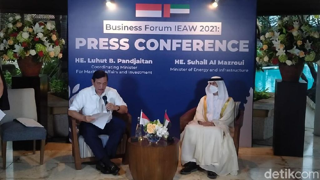 RI Punya LPI, Arab Ancang-ancang Suntik Investasi