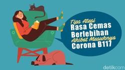Masuknya Corona B117 Bikin Susah Kontrol Emosi? Ini Saran Dokter Jiwa