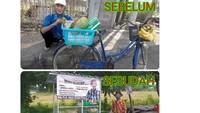 Kisah Pria yang Punya Misi Membantu Pedagang Makanan Kecil