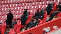Cuitan Misterius Agen Mohamed Salah