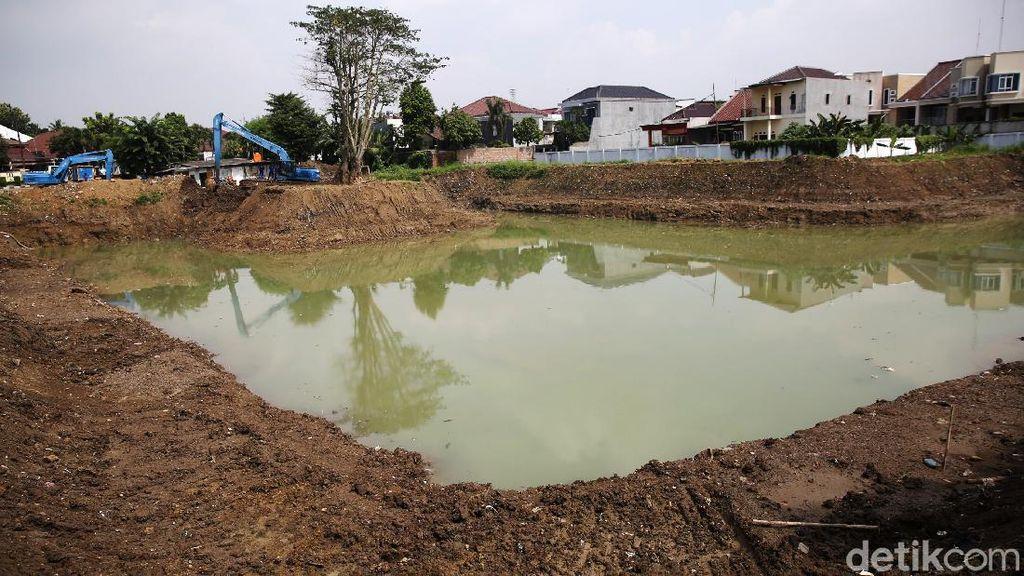 Pembangunan Waduk Wirajasa Hampir Rampung