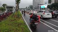 Polisi Sebut Pesepeda Keluar Jalur Bisa Ditindak, Dendanya Rp 100 Ribu