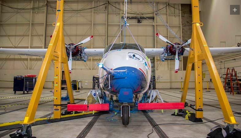 Pesawat NASA X-57
