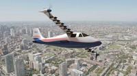 NASA Ikut Lahirkan Pesawat Terbang, Kerennya Berbekal Listrik