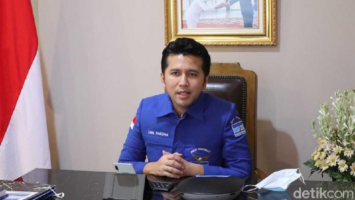 Plt Ketua DPD Partai Demokrat Jawa Timur