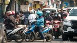 Potret Kemacetan Gegara Putar Balik Jl Moh Kahfi 1 Jagakarsa