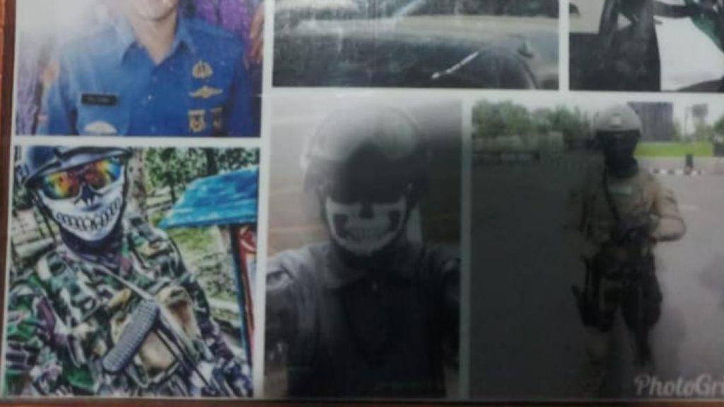 Ngaku Marinir, Pria di Sukabumi Diciduk Aparat Gabungan