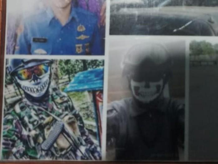Pria Sukabumi diamankan aparat gabungan karena mengaku anggota Marinir