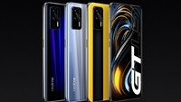 Realme GT 5G Resmi Meluncur, Jadi Ponsel Snapdragon 888 Termurah