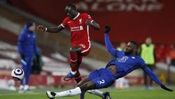 Apakah Sadio Mane Halangi Mohamed Salah Bikin Gol?