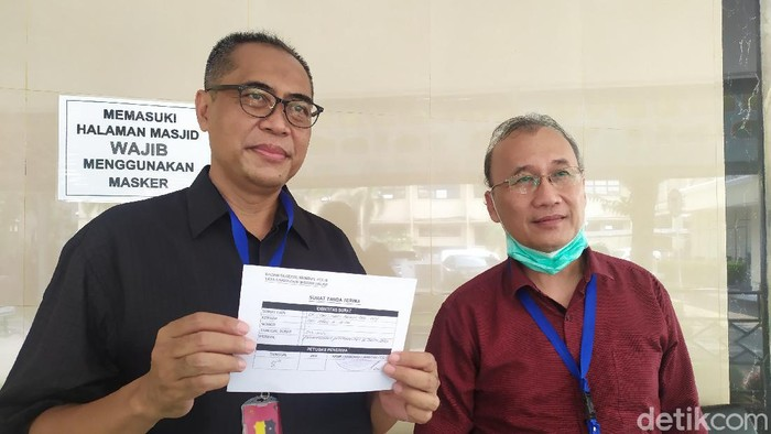 Sahabat pendiri Pasar Muamalah ajukan penangguhan penahanan