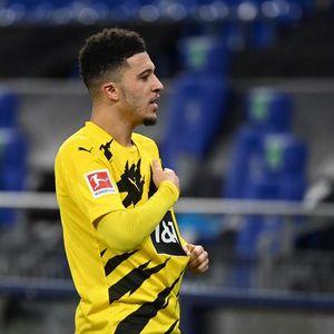 Dikaitkan ke MU, eh Jadon Sancho-nya Masih Cinta Borussia Dortmund