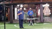SBY Berkabung KLB Demokrat Abal-abal Tetapkan Moeldoko Ketum