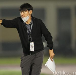 Shin Tae-yong Minta Pusat Latihan Khusus Timnas, Ini Jawaban PSSI