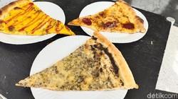 Nikmatnya Pizza Gaya New York dengan Rasa Cheese Burger dan Truffle