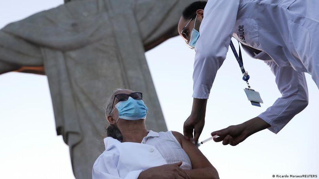 Studi: Vaksin Sinovac Tidak Memicu Respons Antibodi terhadap Varian Brasil