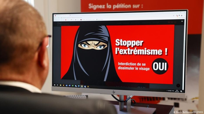 Swiss Gelar Referendum Bahas Larangan Cadar