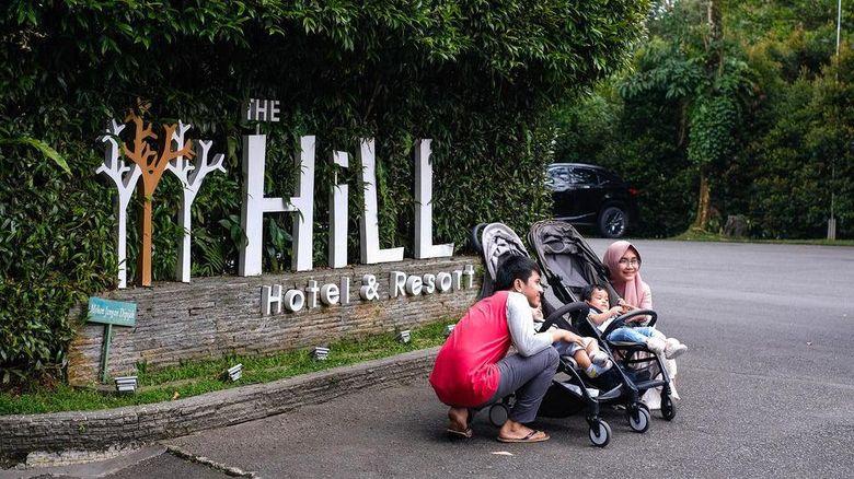 Resort di Sibolangit, Deli Serdang.