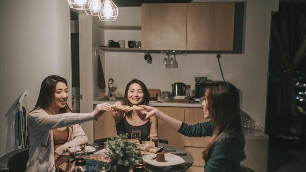 Kata Ahli Gizi Soal Aturan Makan Dibatasi Hanya 20 Menit