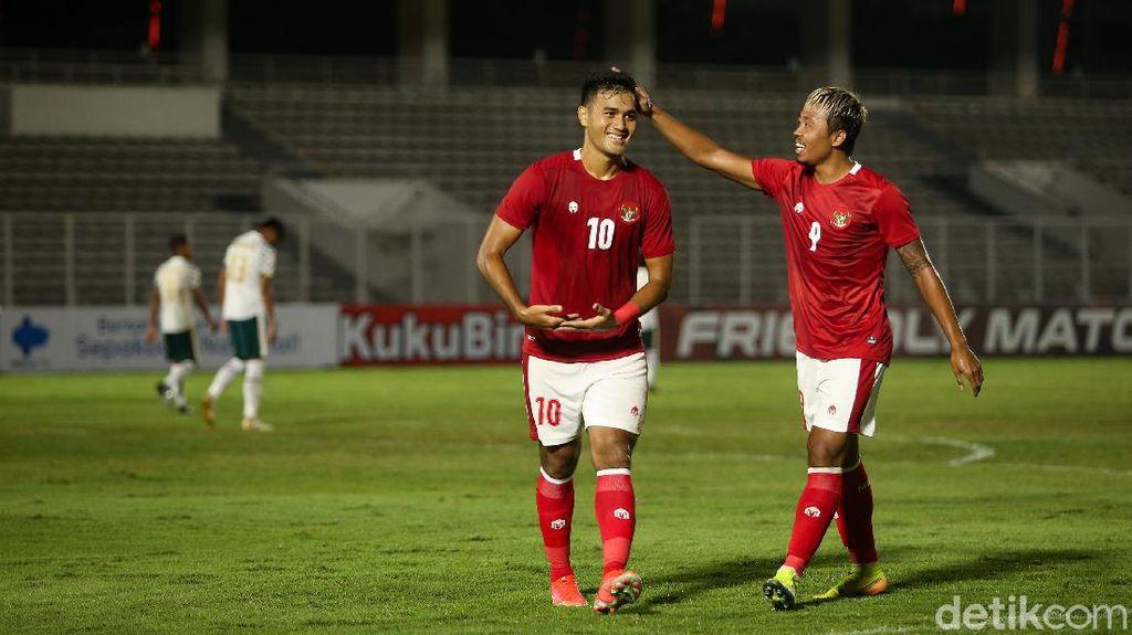 Setelah Afghanistan, Timnas Indonesia Lawan Oman?