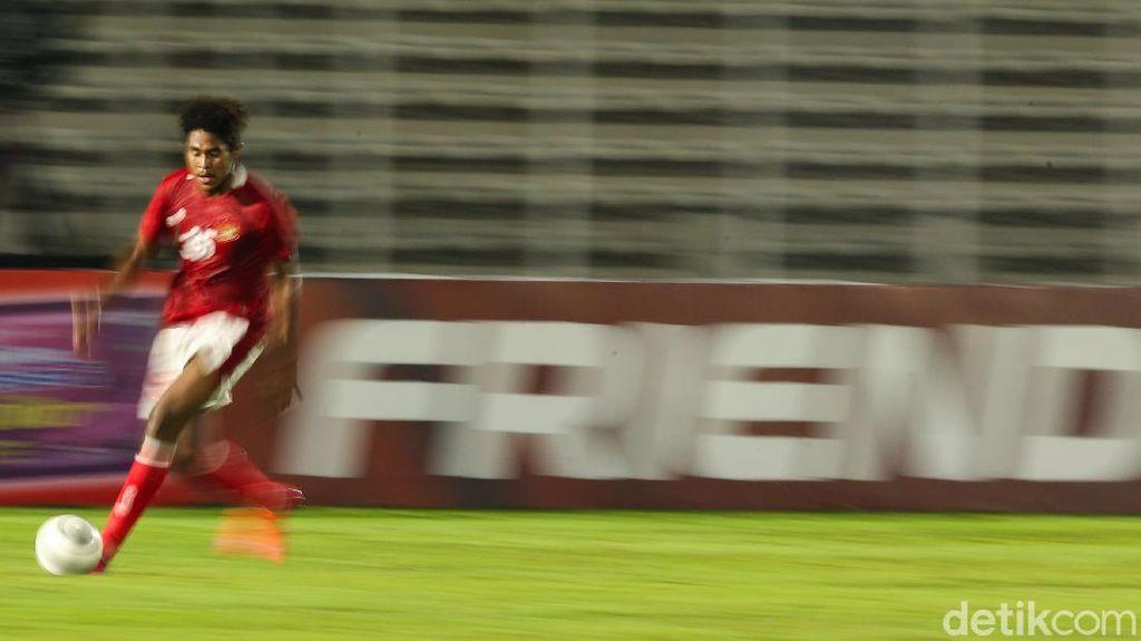 Timnas U-23 Indonesia Kalahkan Nepal 2-0