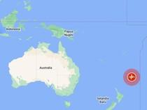 Ini Titik Gempa M 8,1 yang Picu Alarm Tsunami di Kawasan Pasifik