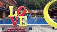 Baru Nih di Boyolali, Waduk Cengklik Park