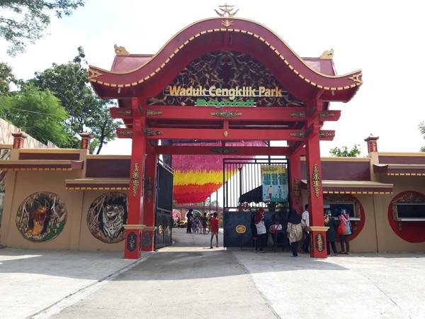 Waduk Cengklik Park (WCP) yang berlokasi di Desa Ngargorejo, Kecamatan Ngemplak , Boyolali.
