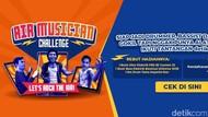 Selamat! Inilah 15 Grand Finalis Air Musician Challenge yang Lolos Penjurian
